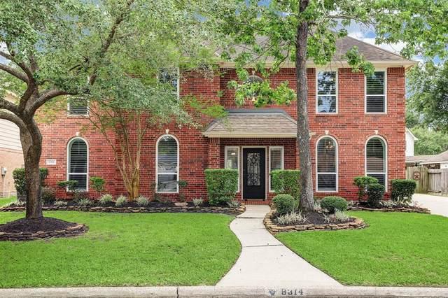 8314 Nyad Lane, Humble, TX 77346 (MLS #48147246) :: Lerner Realty Solutions