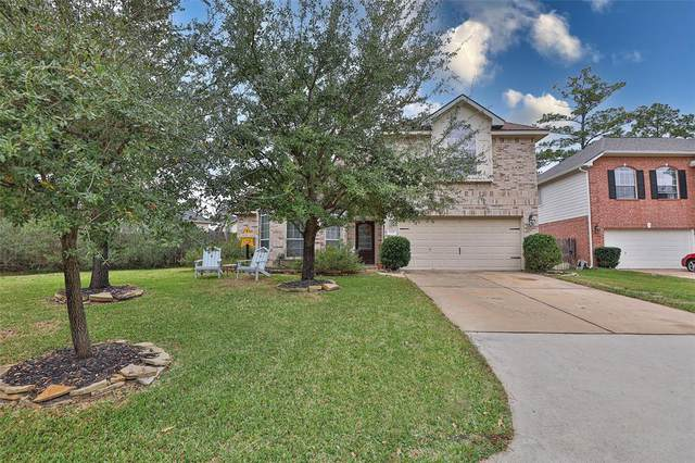 7118 Garden Brook Lane, Spring, TX 77379 (MLS #48147706) :: Homemax Properties