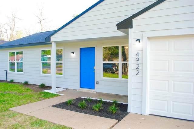 4922 Hull Street, Houston, TX 77021 (MLS #48162283) :: Homemax Properties