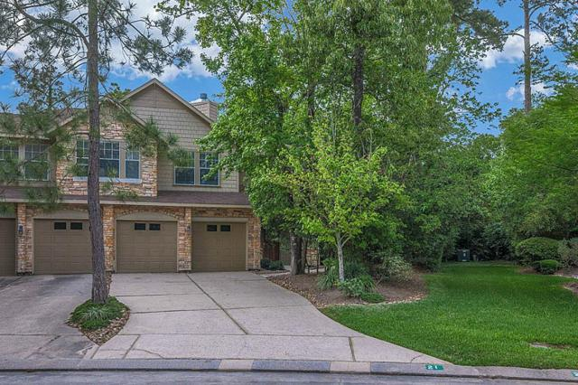 21 Scarlet Woods Court #21, The Woodlands, TX 77380 (MLS #48164012) :: Giorgi Real Estate Group