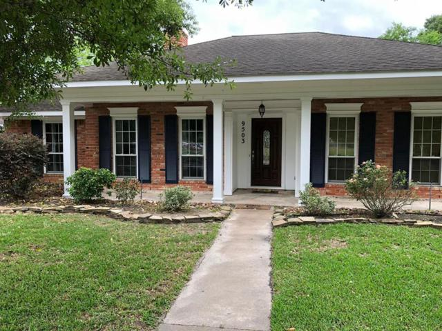 9503 Moorberry Lane, Houston, TX 77080 (MLS #48184649) :: The SOLD by George Team