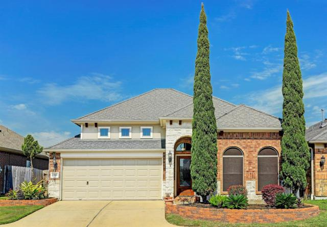 4009 Firenze Drive, Friendswood, TX 77546 (MLS #48188177) :: The SOLD by George Team