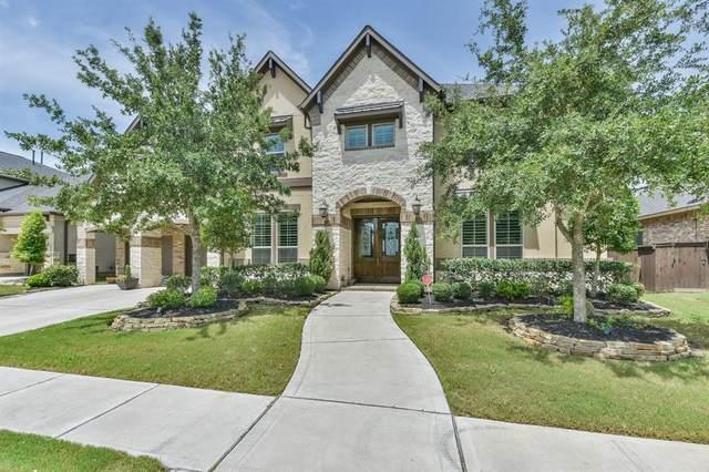1711 Rice Mill Drive, Katy, TX 77493 (MLS #48198454) :: NewHomePrograms.com LLC