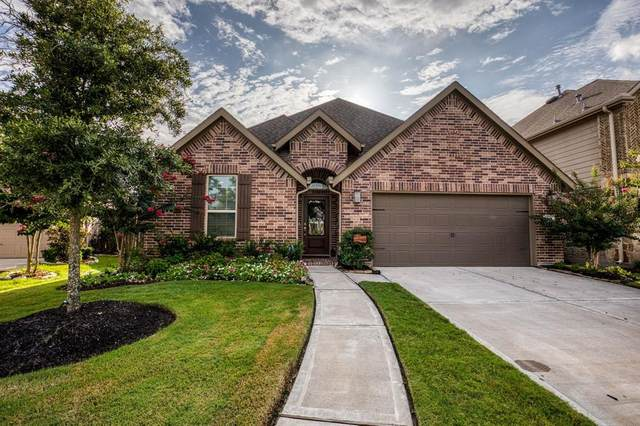 6818 Greenwood Valley Place, Katy, TX 77493 (MLS #48201747) :: Keller Williams Realty