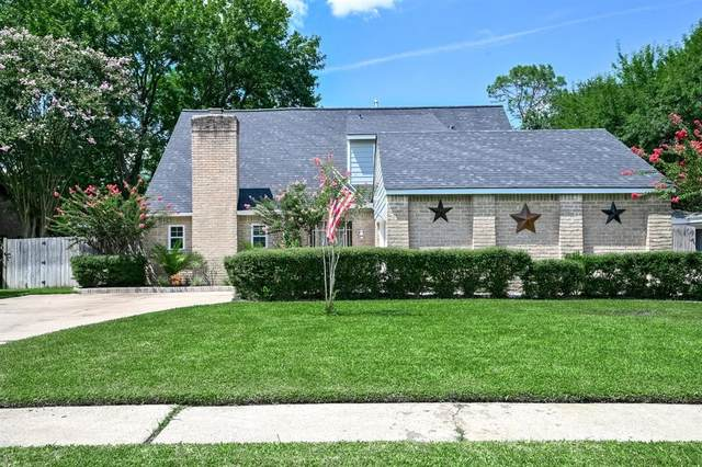 15830 Sandy Hill Drive, Houston, TX 77084 (MLS #48205405) :: The SOLD by George Team