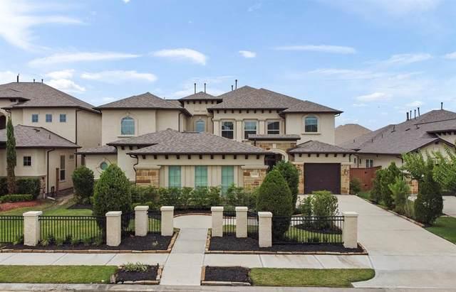 18022 Liberton Drive, Richmond, TX 77407 (MLS #48208071) :: Lerner Realty Solutions