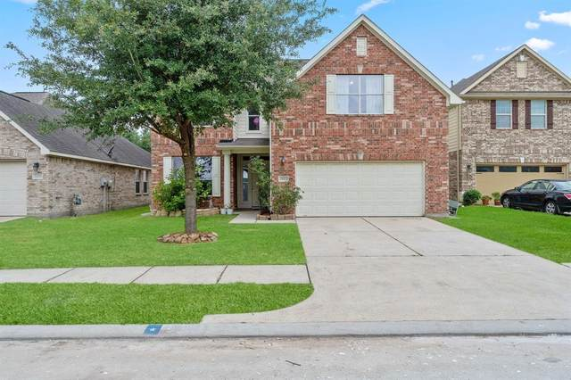 21823 Glade Canyon Drive, Spring, TX 77388 (MLS #48210168) :: Christy Buck Team