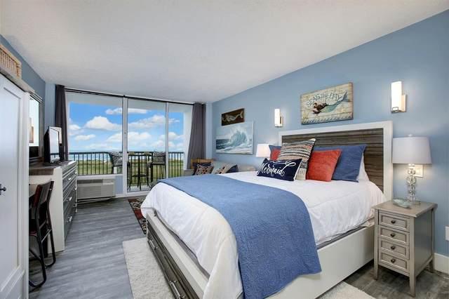 415 E Beach Drive #207, Galveston, TX 77550 (MLS #48214046) :: Connect Realty