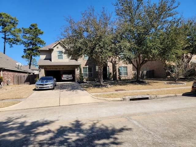 14623 Castle Cove Lane, Houston, TX 77044 (MLS #48215378) :: Green Residential