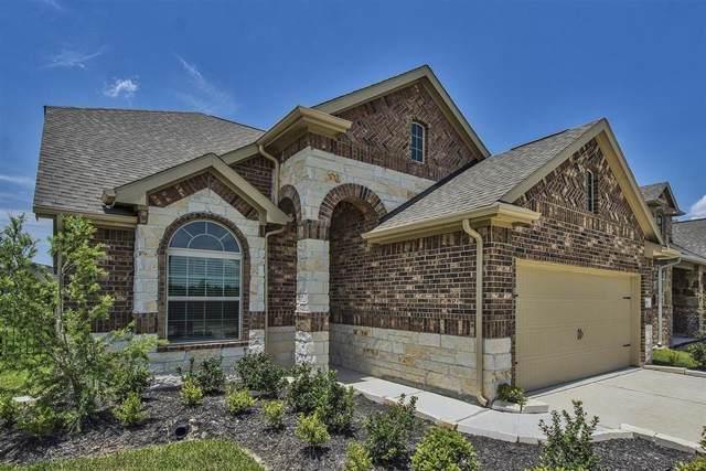 3791 Lake Bend Shore, Spring, TX 77386 (MLS #48217839) :: The Parodi Team at Realty Associates