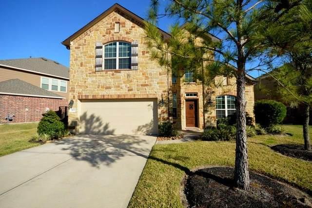 9422 Briscoe Bend Lane, Cypress, TX 77433 (MLS #48224796) :: The Jennifer Wauhob Team