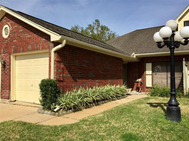 803 W Country Meadows Lane, Pearland, TX 77584 (MLS #48226276) :: Texas Home Shop Realty