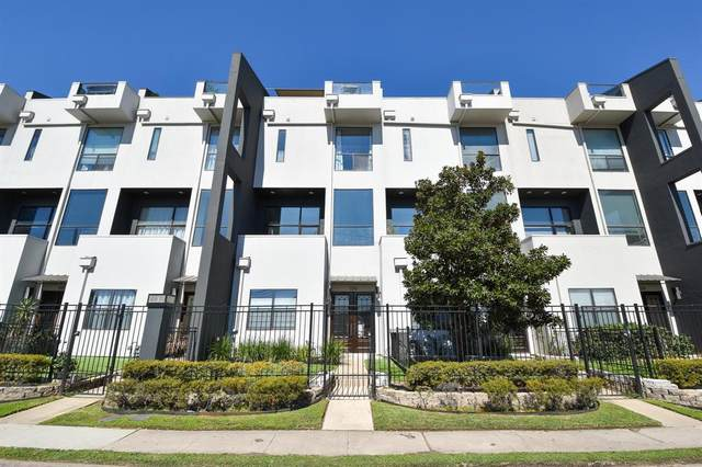 1318 W Dallas Street, Houston, TX 77019 (MLS #48226836) :: The Parodi Team at Realty Associates