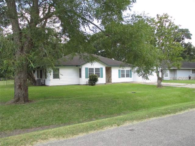 707 Brockman Street, Sweeny, TX 77480 (MLS #48233844) :: The Heyl Group at Keller Williams
