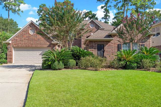 10 Stickley Court, The Woodlands, TX 77382 (MLS #48235114) :: The Bly Team