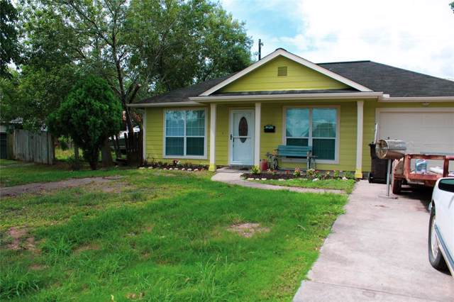 416 Texas Street, South Houston, TX 77587 (MLS #48237417) :: The Parodi Team at Realty Associates