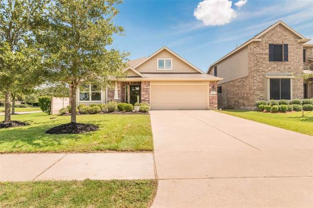 6731 Strawberry Brook Ln, Dickinson, TX 77539 (MLS #48239677) :: Texas Home Shop Realty