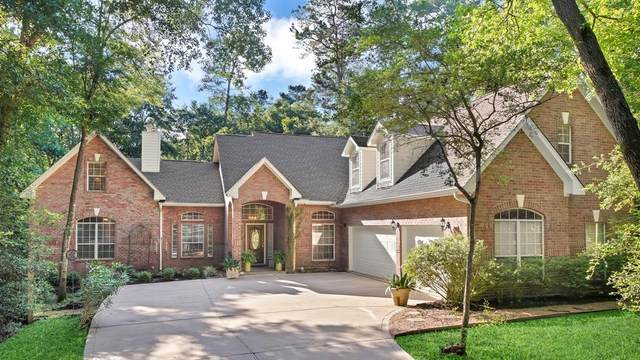 6200 Hickory Hollow Lane, Conroe, TX 77304 (MLS #48240683) :: The Home Branch