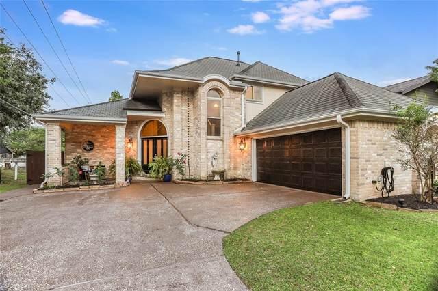 92 Bayou Lane, Kemah, TX 77565 (MLS #4824317) :: Rose Above Realty
