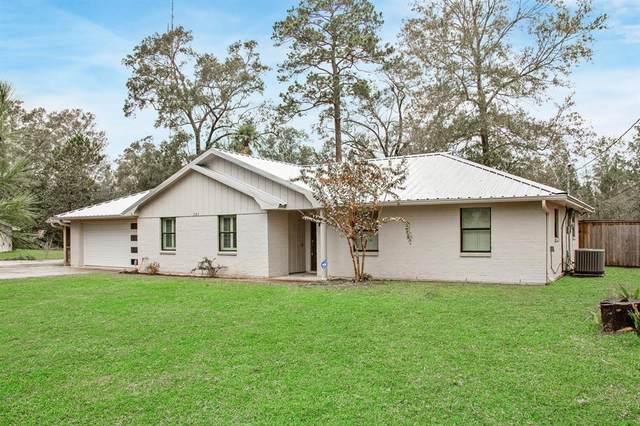 725 Strickland Street, Vidor, TX 77662 (MLS #48244531) :: The Property Guys