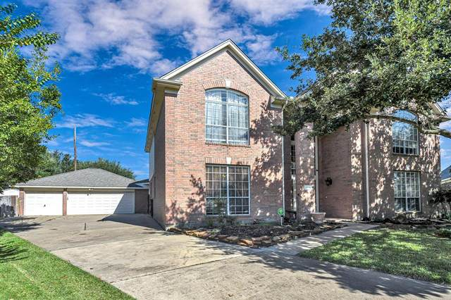 2202 Chelsea Ridge Court, Katy, TX 77450 (MLS #48251303) :: Rachel Lee Realtor