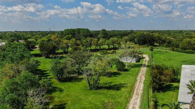 8009 Jane Street, Manvel, TX 77578 (MLS #48253040) :: The SOLD by George Team