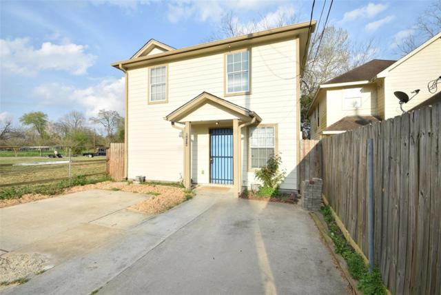 6634 Tuskegee Street, Houston, TX 77091 (MLS #48254198) :: Giorgi Real Estate Group