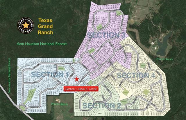 1-5-20 Grand View, Huntsville, TX 77340 (MLS #48255618) :: Texas Home Shop Realty