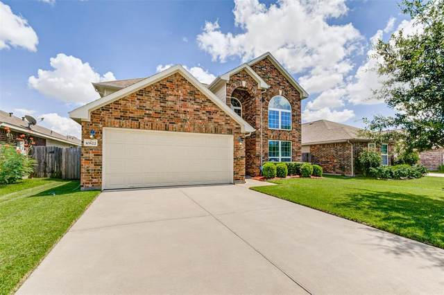 10822 Barker View Drive, Cypress, TX 77433 (MLS #48256575) :: The Bly Team