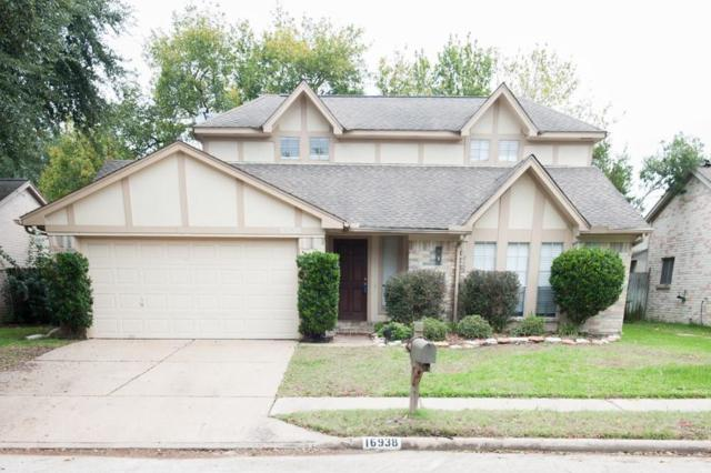 16938 Cairnloch Street, Houston, TX 77084 (MLS #48262619) :: The Queen Team