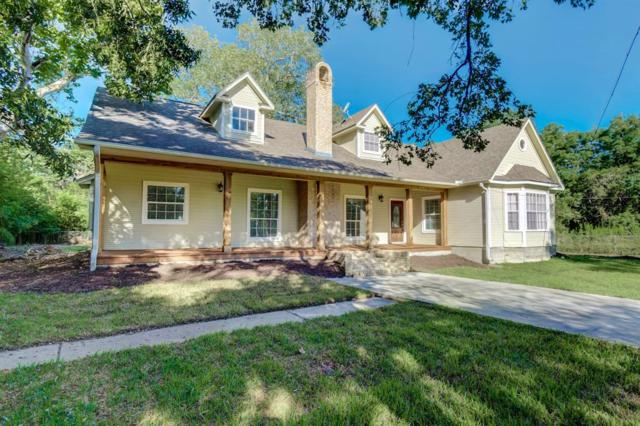 4001 Todville Road, Seabrook, TX 77586 (MLS #48268329) :: The SOLD by George Team
