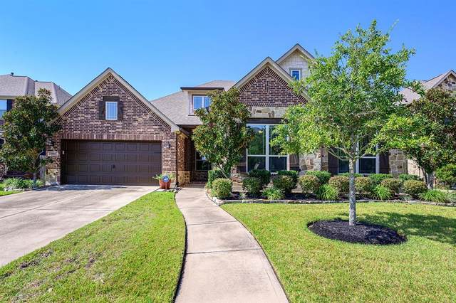 9811 Orchid Cove Court, Cypress, TX 77433 (MLS #48280887) :: The Freund Group