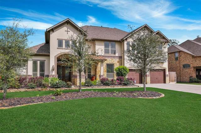 2131 Barton Woods Boulevard, Conroe, TX 77301 (MLS #48284103) :: Giorgi Real Estate Group