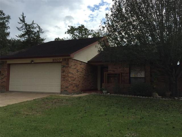 2507 Northern Drive, League City, TX 77573 (MLS #48285634) :: Texas Home Shop Realty