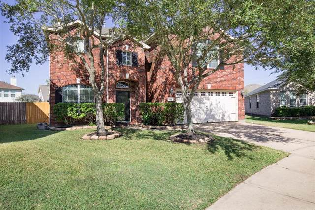 2604 Emerald Springs Court, Pearland, TX 77584 (MLS #48301894) :: The SOLD by George Team