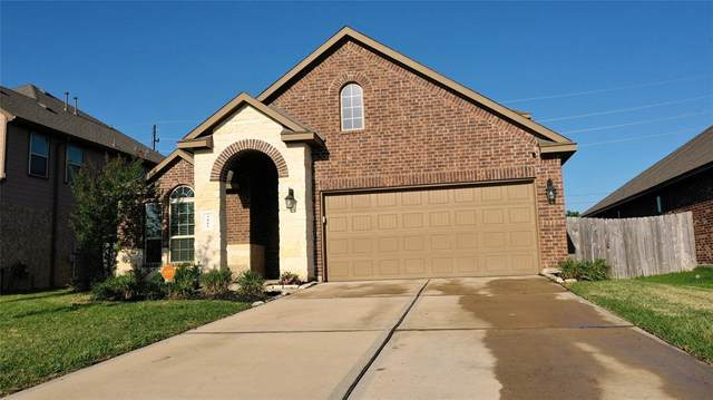 3015 Forest Creek Drive, Katy, TX 77494 (MLS #48303208) :: The SOLD by George Team