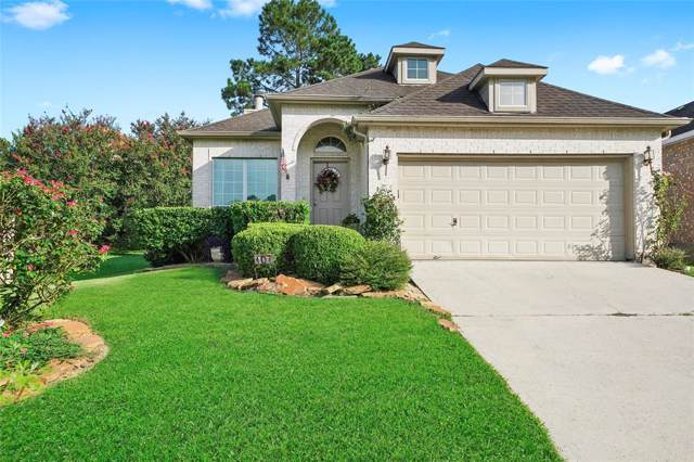107 Fairway View Court, Montgomery, TX 77356 (MLS #48315511) :: The Home Branch