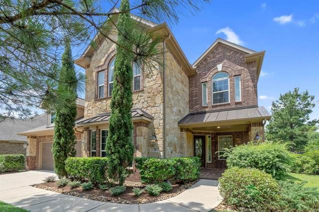 31 Shaded Arbor Drive, The Woodlands, TX 77389 (MLS #48315530) :: Texas Home Shop Realty