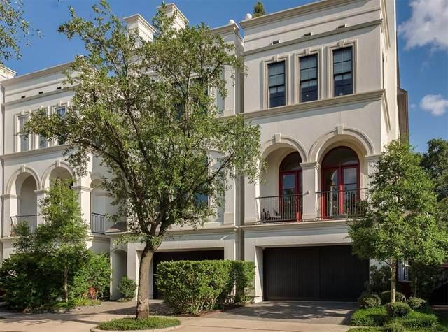 515 W Pierce Street, Houston, TX 77019 (MLS #48320026) :: The SOLD by George Team
