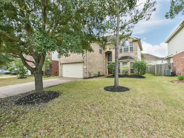 16527 Pinon Vista Drive, Houston, TX 77095 (MLS #48334342) :: The Jill Smith Team