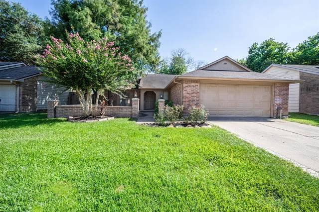 17311 Nordway Drive, Houston, TX 77084 (MLS #48336627) :: The Home Branch