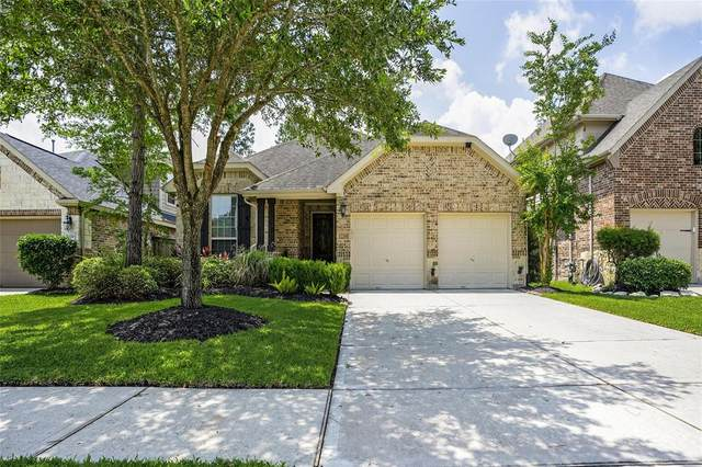 12206 Grand Arches Lane, Humble, TX 77346 (MLS #48344705) :: Ellison Real Estate Team