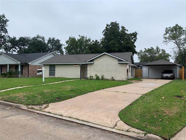 1814 Terrence Drive, Stafford, TX 77477 (MLS #48345648) :: Texas Home Shop Realty