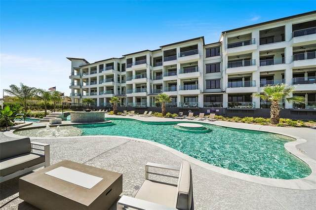 199 Waterpoint Court #407, Montgomery, TX 77356 (MLS #48355495) :: All Cities USA Realty