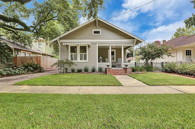 615 Woodland Street, Houston, TX 77009 (MLS #48355922) :: Christy Buck Team