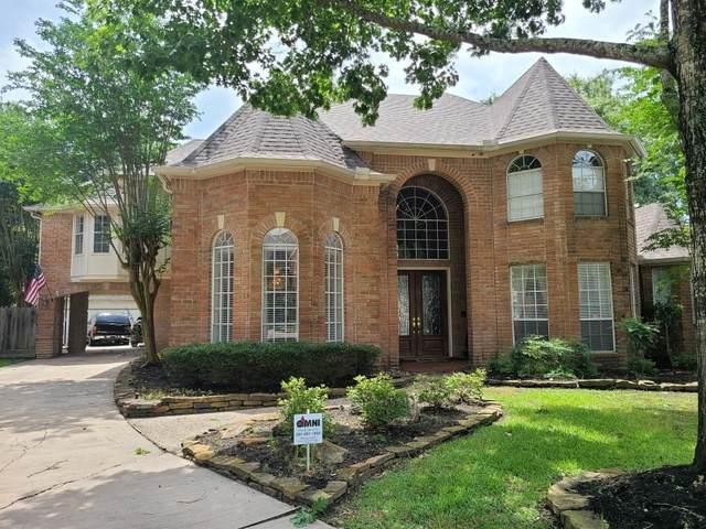 5407 Kelly Spring Circle, Spring, TX 77379 (MLS #48366963) :: Ellison Real Estate Team