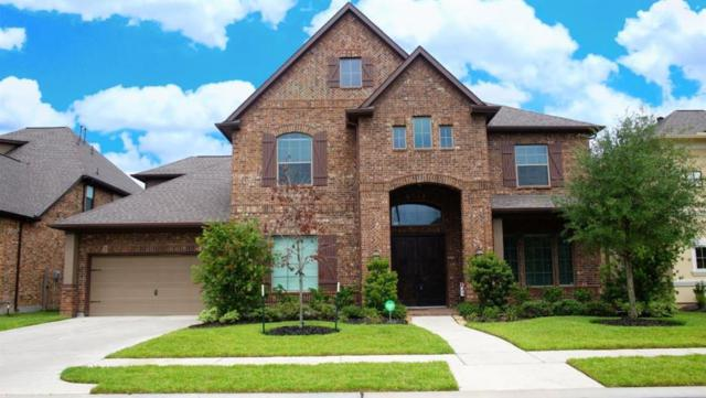 17315 Creekside Terrace Court, Tomball, TX 77375 (MLS #48376449) :: The Bly Team
