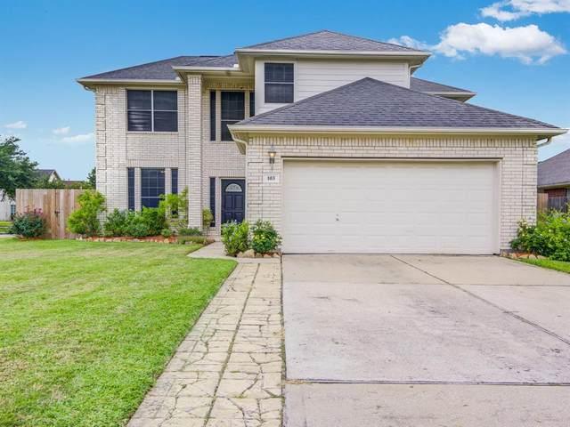 103 Spencer Landing E, La Porte, TX 77571 (MLS #48378316) :: Ellison Real Estate Team
