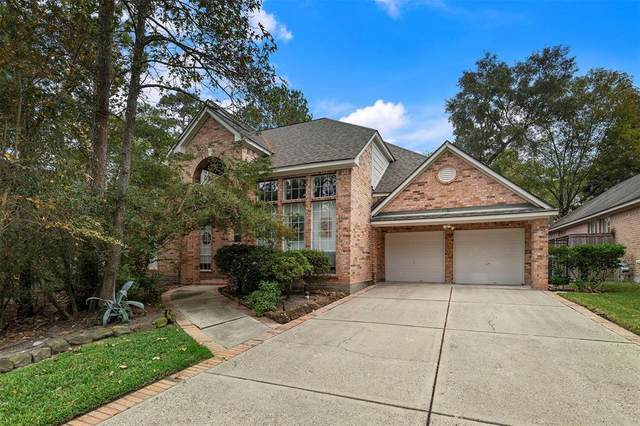 58 Driftoak Circle, The Woodlands, TX 77381 (MLS #48384166) :: The Bly Team