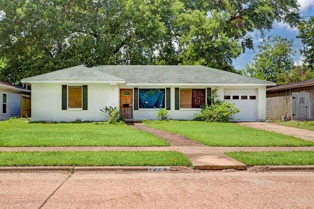 3214 Suffolk Drive, Houston, TX 77027 (MLS #48389410) :: The Home Branch